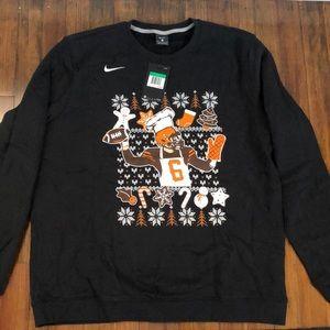 """Baker Mayfield"" Holiday Sweatshirt"